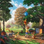 Winnie The Pooh II – Limited Edition Canvas