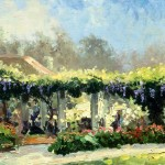 Wisteria Arbor – Limited Edition Art