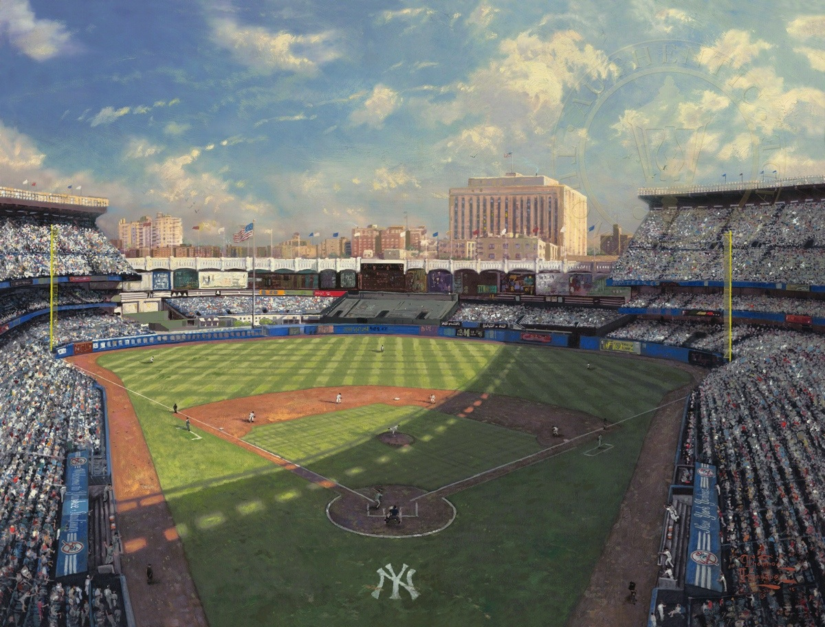 Yankee Stadium Limited Edition Art