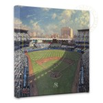 Yankee Stadium™ – 14″ x 14″ Gallery Wrapped Canvas