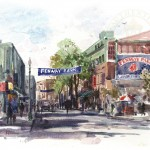 Yawkey Way – Limited Edition Art