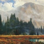Yosemite Meadow – Limited Edition Canvas