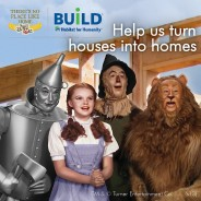 Warner Brothers Habitat for Humanity No Place Like Home