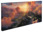 Cross, The – 16″ x 31″ Gallery Wrapped Canvas