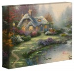 Everett's Cottage – 8″ x 10″ Gallery Wrapped Canvas