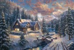 High Country Christmas – Limited Edition Canvas