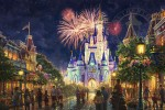 Main Street, U.S.A.® Walt Disney World® Resort – Limited Edition Canvas