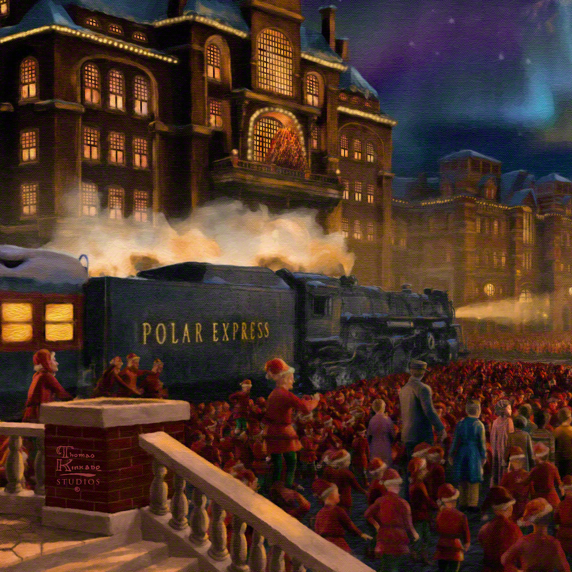 The Polar Express – Limited Edition Art