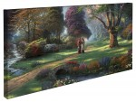 Walk of Faith – 16″ x 31″ Gallery Wrapped Canvas