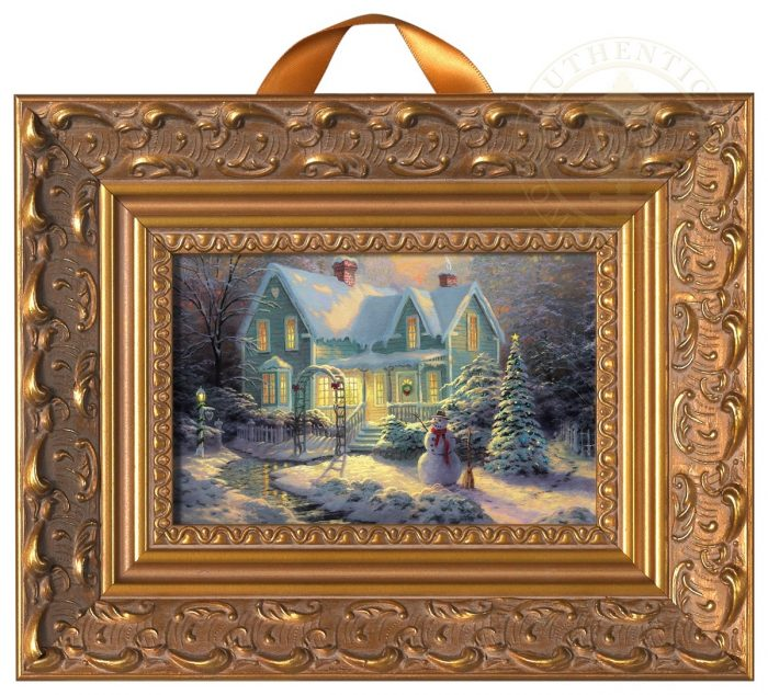 Blessings of Christmas – Miniature Framed Print