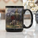 Evening Majesty  –  Ceramic Mug, 15 oz