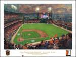 San Francisco Giants™, <em>It&#8217;s Our Time</em> – 18&#8243; x 24&#8243; Archival Poster