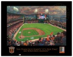 San Francisco Giants&#8482;, <em>It's Our Time</em> – 8.5″ x 11″ Archival Studio Print