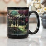 Pools of Serenity  –  Ceramic Mug, 15 oz