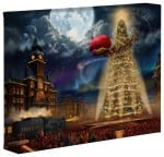 Polar Express, The – 8″ x 10″ Gallery Wrapped Canvas
