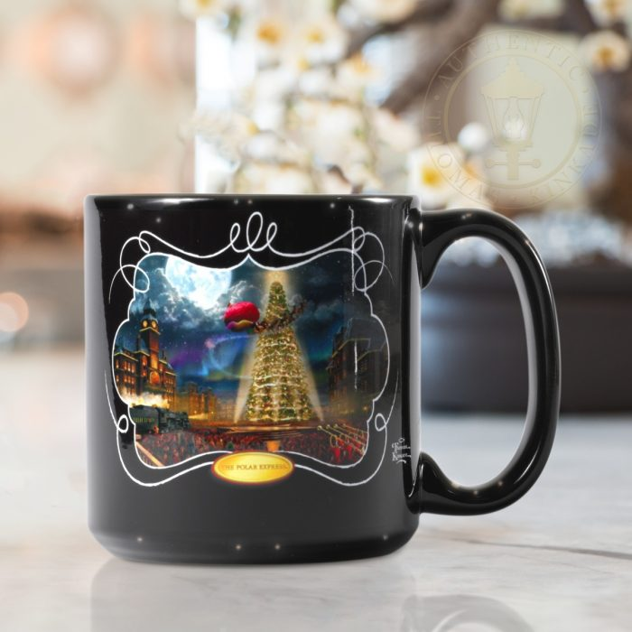 Polar Express, The – Ceramic Mug, 20 oz