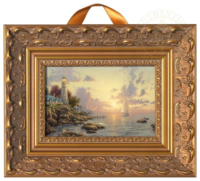 Sea of Tranquility, The – Miniature Framed Print