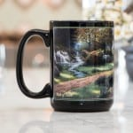 Walk of Faith  –  Ceramic Mug, 15 oz