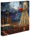 Polar Express, The – 14″ x 14″ Gallery Wrapped Canvas