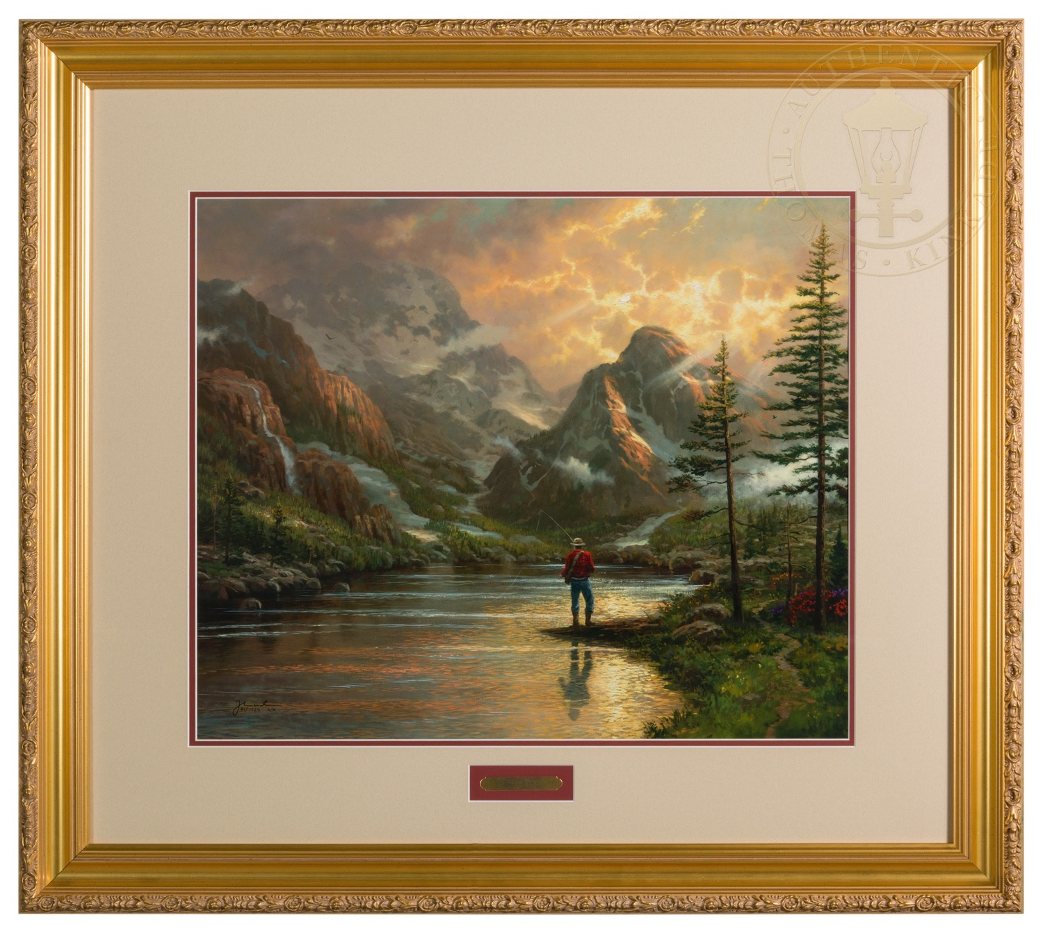 Almost Heaven – 20″ x 24″ SN Limited Edition Framed Print (Carmella ...