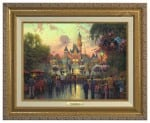 Disneyland, 50th Anniversary – Canvas Classics