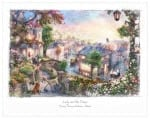"Disney Dreams Collection - Set of Twelve  11"" x 14"" Sketches"