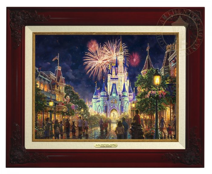 Main Street, U.S.A.® Walt Disney World® Resort – Canvas Classic