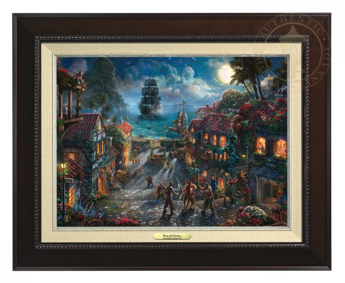 Pirates of the Caribbean – Canvas Classic