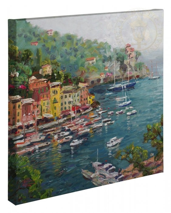 "Portofino – 20"" x 20"" Gallery Wrapped Canvas"