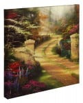 Spring Gate – 20″ x 20″ Gallery Wrapped Canvas