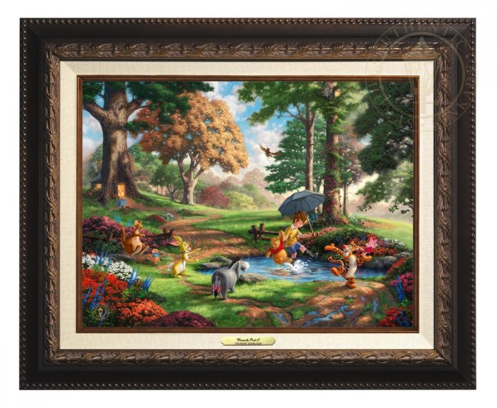 Winnie The Pooh I – Canvas Classic