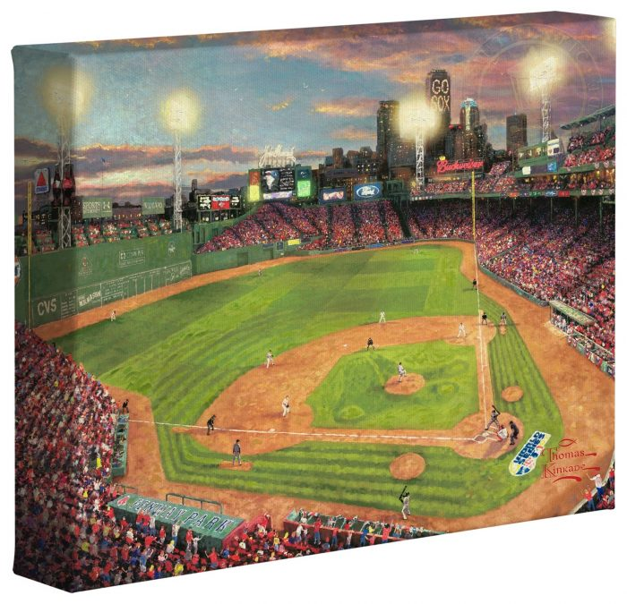 Fenway Park™ – 8″ x 10″ Gallery Wrapped Canvas
