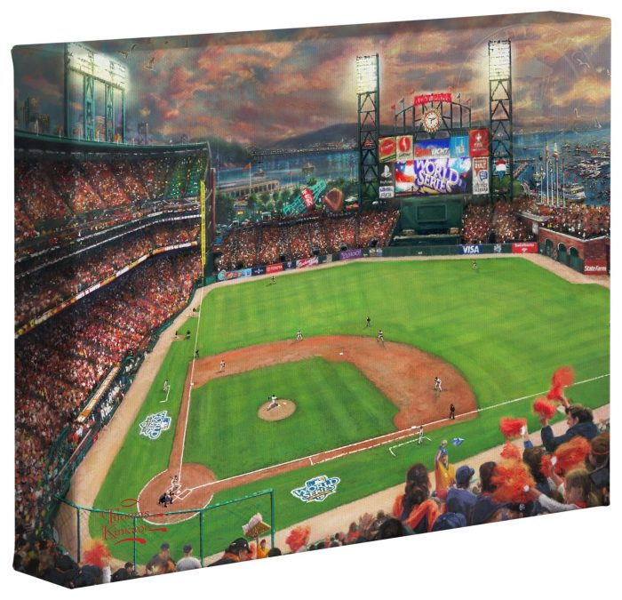 San Francisco Giants™, It's Our Time – 8″ x 10″ Gallery Wrapped Canvas
