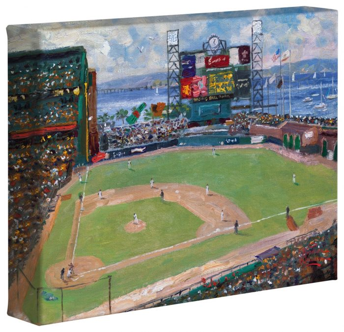 World Series™, National League Champions, San Francisco Giants™ – 8″ x 10″ Gallery Wrapped Canvas
