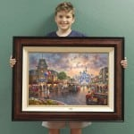 Thomas Kinkade Disneyland 60th Anniversary Contest