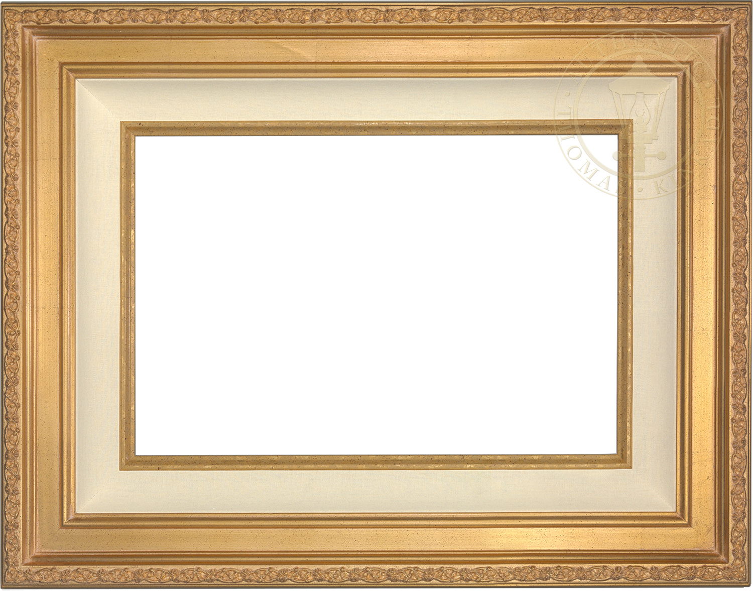 Antique Gold – Limited Edition Canvas Frame | The Thomas Kinkade Company