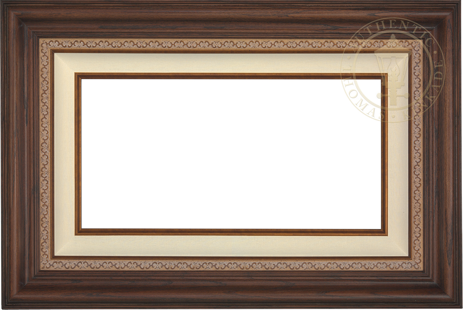 Dark Walnut – Limited Edition Canvas Frame | The Thomas Kinkade Company