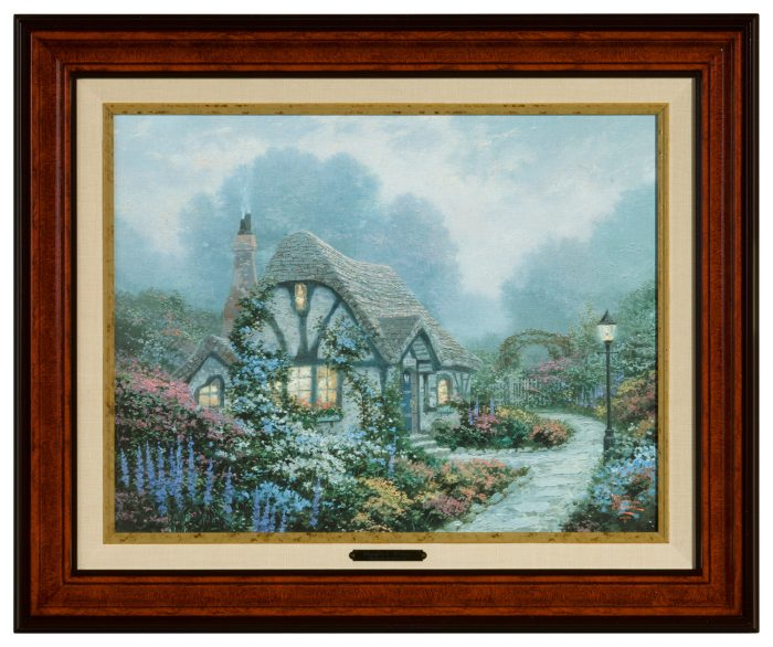 Chandler's Cottage – Canvas Classic (Tortoise Frame)
