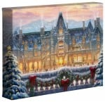 Christmas at Biltmore® – 8″ x 10″ Gallery Wrapped Canvas