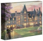 Elegant Evening at Biltmore® – 8″ x 10″ Gallery Wrapped Canvas