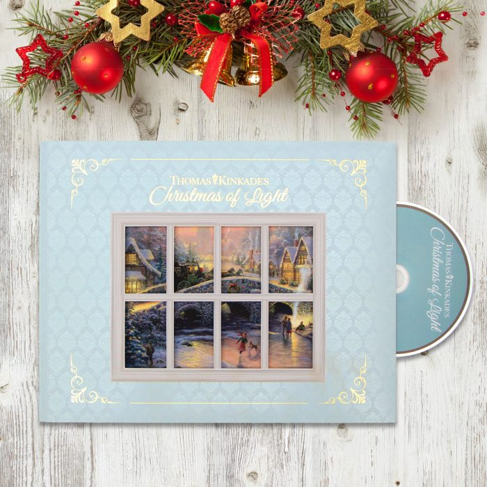 Thomas Kinkade's Christmas of Light, A Live Music Celebration – Deluxe Edition CD