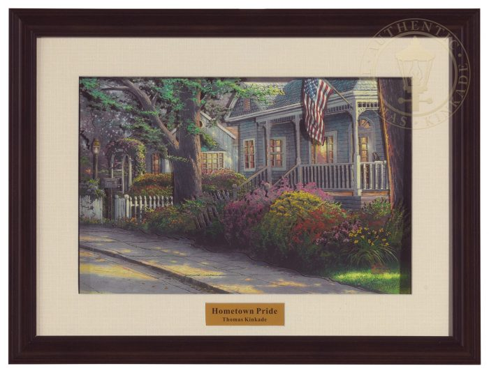 Hometown Pride – Framed Dimensional Print