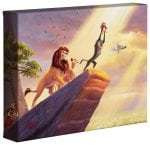 Lion King, The – 8″ x 10″ Gallery Wrapped Canvas