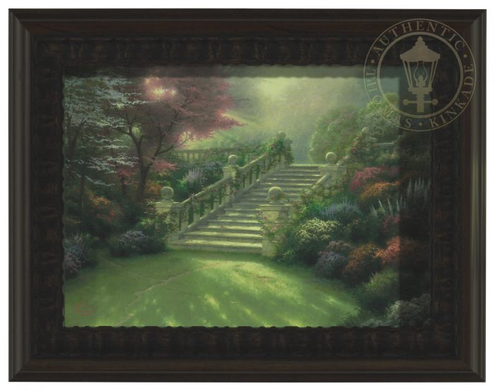 Stairway to Paradise – Shadow Box Canvas Print