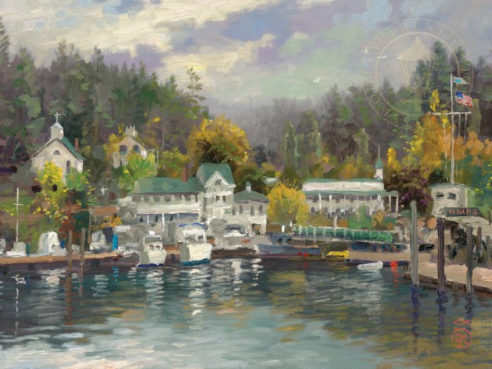 Roche Harbor – Limited Edition Art