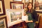 Historic Re-Opening of Famed American Artist Thomas Kinkade Studios Original Gallery in Placerville, CA