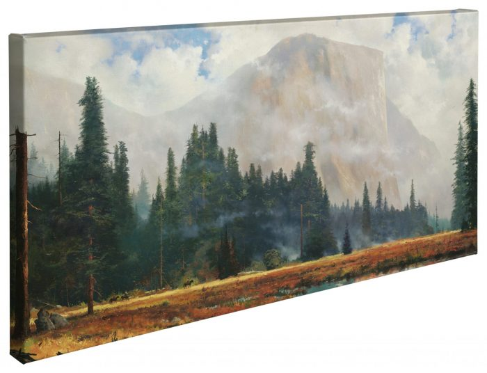 Yosemite Meadow – 16″ x 31″ Gallery Wrapped Canvas