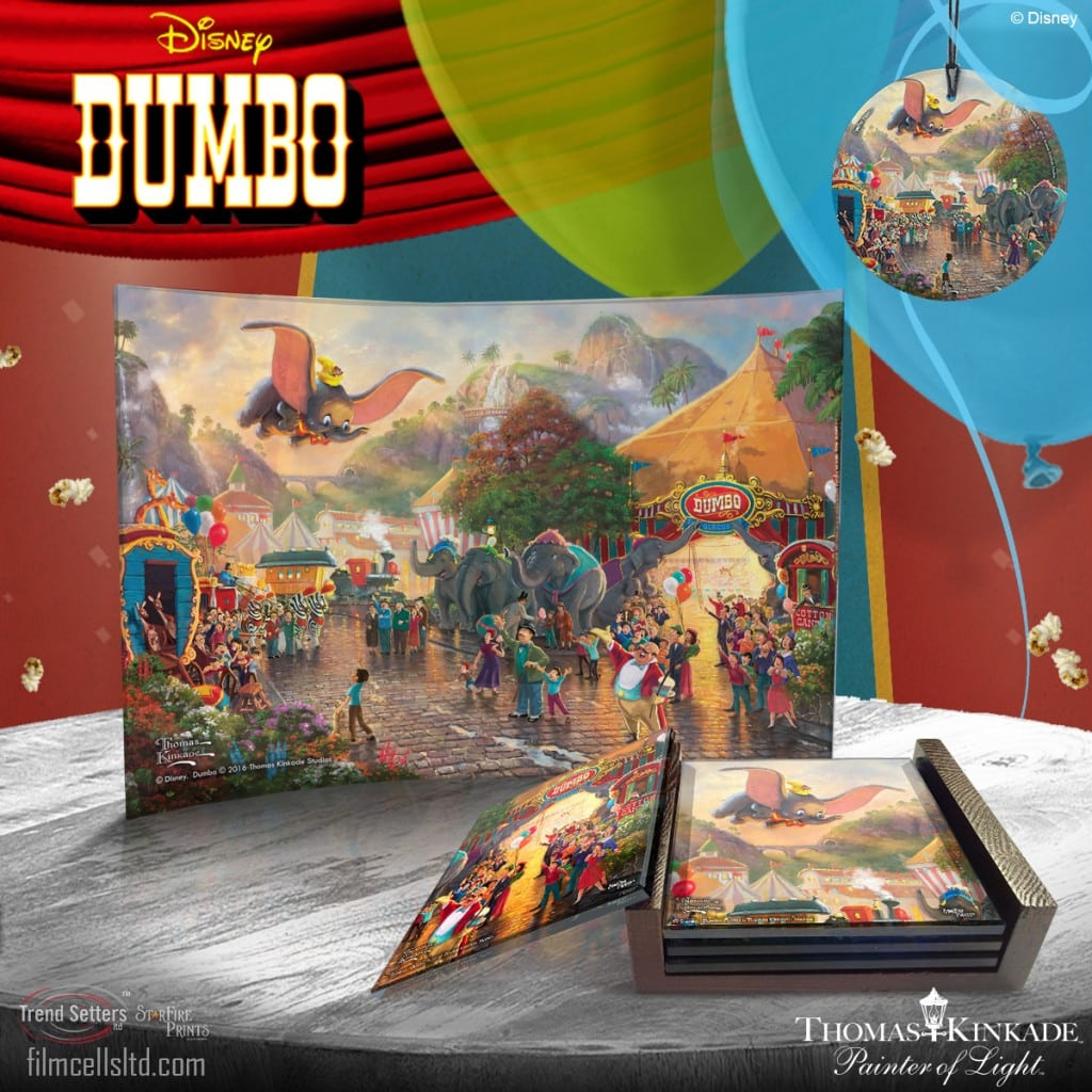 New Decorative Gifts featuring Disney Dumbo!