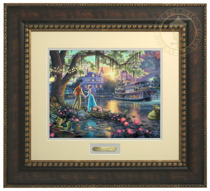 The Princess and the Frog – Prestige Home Collection