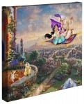 """Aladdin – 14″ x 14 """" Gallery Wrapped Canvas"""